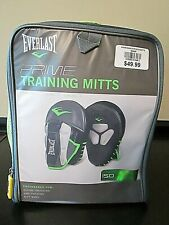 NEW Everlast Prime Training Punch Mitts Level III IsoPlate Technology boxing mma