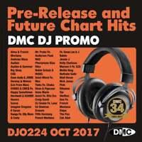 DMC DJ Only 224 Promo Chart Music Disc for DJ's Double CD Radio Edit & Remixes