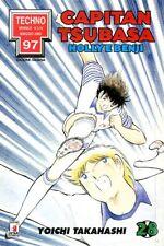 manga STAR COMICS CAPITAN TSUBASA HOLLY E BENJI numero 28
