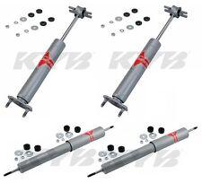 Set of 4  KYB Heavy Duty KYB Gas-A-Just  Shocks Mercury Cougar 67 68 69 70