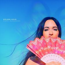 KACEY MUSGRAVES - GOLDEN HOUR   CD NEUF