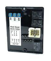 Red Goat 00-976112 Control Module 03-5-1034 24VDC TGH3-23P-2245