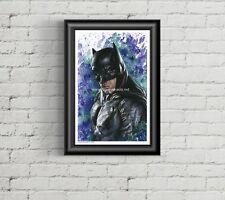 Batman /Ben Affleck - Fine Art Print / Poster