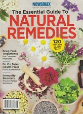 Newsmax Special Publications Essential Guide to Natural Remedies 2019