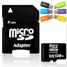 512GB Class 10 Micro SD Card TF Flash Memory Card SDHC with Adapter and Reader