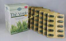 ESI THE VERDE 500mg 60 capsule formula concentrata drenante liquidi peso tè