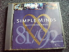 Simple MINDS-GLITTERING Prize CD-MADE IN AUSTRIA