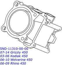 Yamaha OEM Engine Cylinder Grizzly Kodiak Wolverine Rhino 450 YFM45 YFM450 YXR45