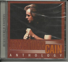 Journey JONATHAN CAIN Anthology CD SEALED Bad English 19TRX BEST OF OUT OF PRINT