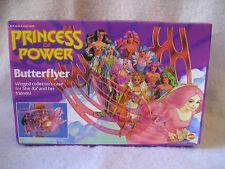 SEALED 1986 vintage BUTTERFLYER Princess of Power She-Ra Mattel playset toy MIB