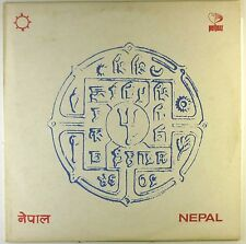 "12"" LP - Unknown Artist - Nepal - C553 - RAR - washed & cleaned"