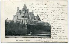 CPA - Carte postale - Belgique - Anvers - Station de Berchem (DO16828)