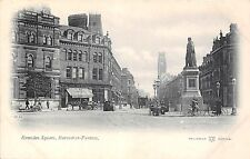 POSTCARD    BARROW  IN  FURNESS   Ramsden  Square