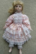 Porcelain Doll Heritage Mint ASHLEY 16in Collectable item