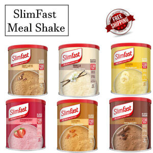 Slim Fast Shake Powder Weight Loss, Diet Drink Sporting Protein Meal Replacement