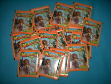 LOT de 10 pochettes packets = 50 stickers autocollant - Madagascar - PANINI