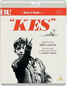 Kes (1969) (Masters of Cinema) Blu-ray [DVD][Region 2]