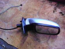 Peugeot 307 2002 Eléctrico Puerta Espejo Plata Pintura EZR controladores secundarios derecho
