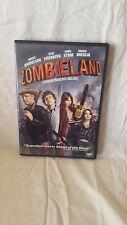 ZOMBIELAND - DVD Woody Harrelson, Jesse Eisenberg  Emma Stone