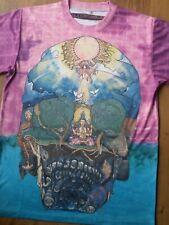Sublimation Shirt, R.Marx, Art T-shirt, Fesitval gear, Pyschadelic art based T's