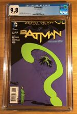 Batman 32, New 52, CGC 9.8, graded NM/MT