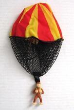 Curious George Parachutist Parachute Toy