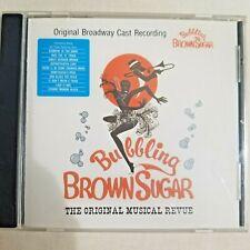 Bubbling Brown Sugar (Original Broadway Cast) Ellington, Basie, Calloway *VG+*