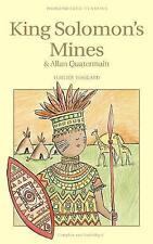 King Solomon's Mines & Allan Quatermain by H. Rider Haggard (Paperback, 1993)