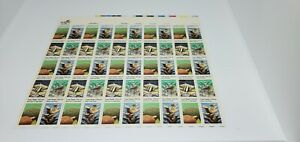 USA~CORAL REEFS~TROPICAL FISH~FULL SHEET~POSTAGE STAMPS~15 CENT~MNH