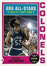 ARTIS GILMORE ABA AS ACEO ART CARD ##FREE COMBINED SHIPPING###