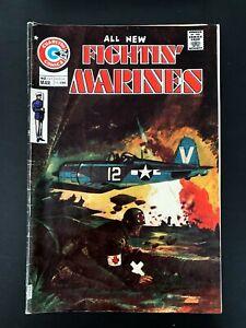 FIGHTIN' MARINES #121 CHARLTON COMICS 1975 FN+
