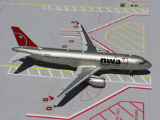 Gemini Jets 1:200 Scale Northwest Airlines Airbus A320-200 N354NW G2NWA080