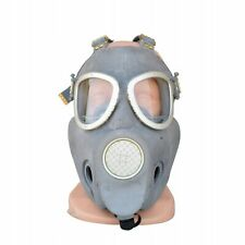 Polish Army Gas Mask with Filter MP-4 Bulldog