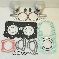 WSM Seadoo 951 DI Piston Top End Rebuild Kit PWC 010-809-12 - 50mm SIZE 42088904