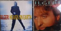 Bilgeri- A Man and a Woman/ Heaven on Earth- 2 CDs- Made in Germany 1993/94
