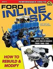 Ford Inline Six: How to Rebuild and Modify by Matt Cox, Maurer Barton (Paperback, 2021)