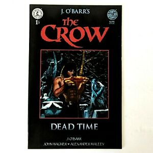 THE CROW: DEAD TIME #1 Kitchen Sink Press (1996) J.O'Barr