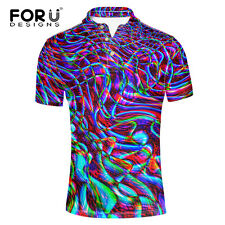 Mens Fitted Casual Dress Shirts Slim Fit Short Sleeve рубашки Man Soft T-shirts