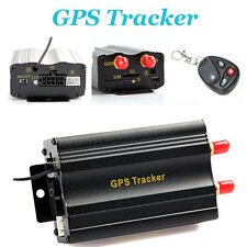 Realtime Car GPS/GPRS/GSM Position Tracker Device With Microphone Remote Control