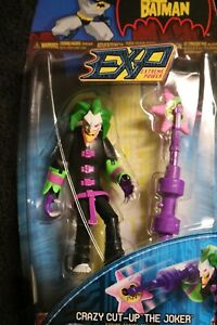 Batman: The Batman Extreme Power: Crazy Cut Up The Joker  (MOC) Cartoon Network