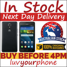 "Huawei Y635 8GB Black 5"" Display 4G Smartphone Locked to Optus"