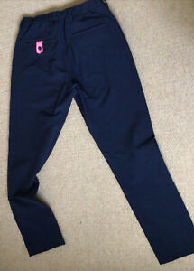Rapha Loopback Trousers - Navy- Tapered Fit 30W 32L