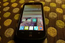 ZTE Compel Z830 - 4GB - Black (AT&T/ H20 NET 10) & 4GB SD CARD #5792
