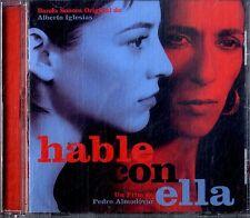 HABLE CON ELLA (OST) Alberto Iglesias CD Ottime Condizioni