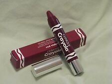 Clinique Chubby Stick Intense 'Red Violet' Full Size Crayola NIB Beautiful Color