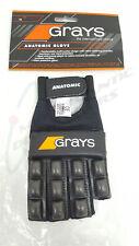Grays Field Hockey Anatomic Glove Left Hand Half Finger XS Black/White 1133-502