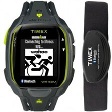 TIMEX Unisex Smart Watch TW5K88000H4 5ATM UVP249€ Kunststoff Kautschuk Indiglo