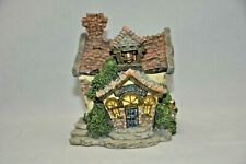 Boyds Bearly Built Village Boyd's Town Village #4 School House #19004 be/2755
