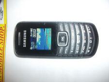 Samsung GT E1080i - Black (Unlocked) Mobile Phone