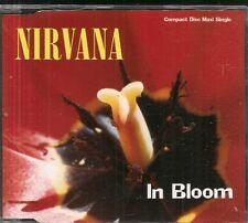 MAXI CD 3 TITRES--NIRVANA--IN BLOOM--1992